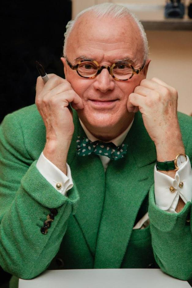 Our Guy: Manolo Blahnik - *Fonte: Fanpage Manolo Blahnik