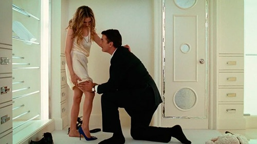 Pedido de casamento: Carrie e Big - *Fonte: Sex and The City 2