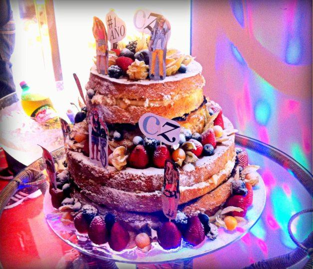 Falta de Respeito esse bolo MARAVILHOSO!! Naked Cake, Casal Garcia