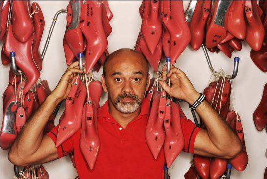 Christian Louboutian - O sapateiro das solas vermelhas